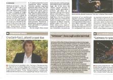 07/06/14 | MESSAGGERO VENETO | Cruciani-Facci, attenti a quei due