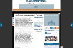 24/05/14 | IL GAZZETTINO | La Regione voleva chiudere PnPensa