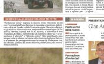 28/05/14 | MESSAGGERO VENETO |  I misteri della clausura svelati da Beltotto